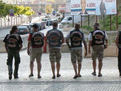 World Run Portugal | Hells Angels MC Moscow