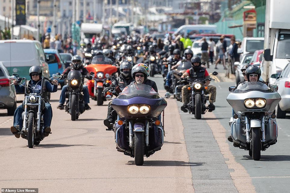 Hells Angels Motorcycle Club Euro Run 2019 | Hells Angels MC