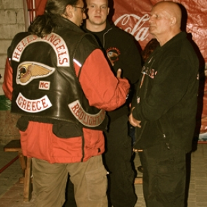 6-th Anniversary Hells Angels Moscow | Hells Angels MC Moscow