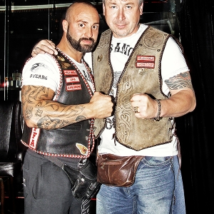 8 Anniversary Hells Angels Moscow | Hells Angels MC Moscow