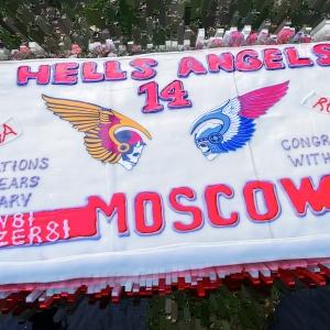 клуб hells angels в москве