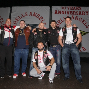 Gallery | Hells Angels MC Moscow