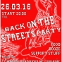 Back On The Streets Party 2016