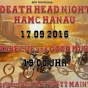 Death Head Night HAMC Hanau