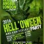 HELL'OWEEN & ANNIVERSARY | Англия 29.10.2016