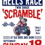 "Hells Race Twin Shock ""Scramble"""