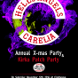 HA Carelia, Annual X-mas Party & Kirka Patch Party | Finland 12.11.2016